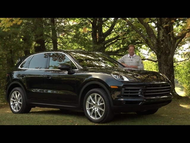 2019 Porsche Cayenne S | Spicy Money Burn | TestDriveNow