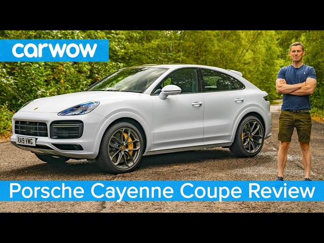 Porsche Cayenne Coupe SUV 2020 in-depth review