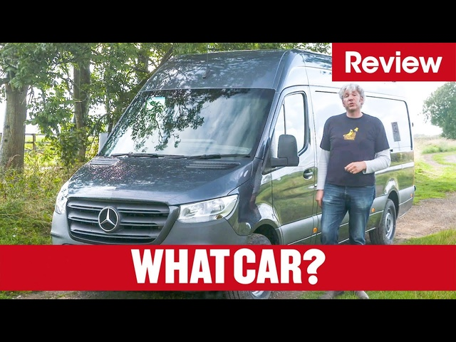 2019 Mercedes Sprinter | Edd China's in-depth review | What Car?