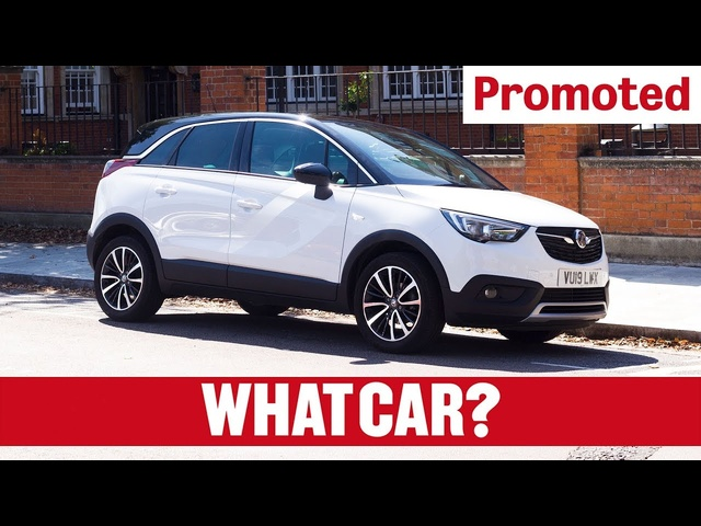 Promoted | Vauxhall Crossland X: My Tribe Diary | What Car?