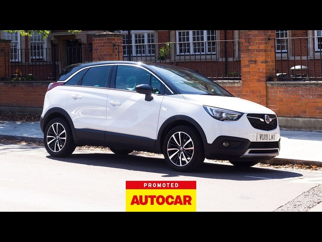 Promoted | Vauxhall Crossland X: My Tribe Diary | Autocar