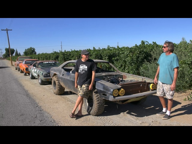 Prepping for Roadkill Nights: It's a Project Car Rampage!—Roadkill Garage Preview Ep. 48