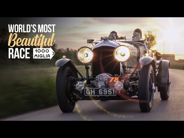 The ULTIMATE Bentley Road Trip: We Drove The 2019 Mille Miglia | Carfection