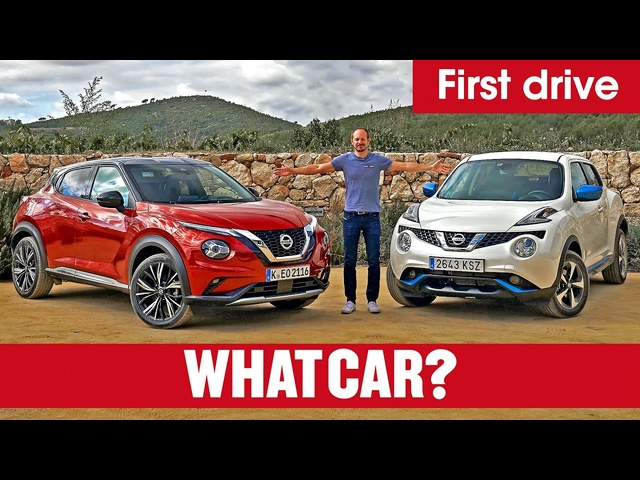 2020 Nissan Juke SUV review – why it's SO much better than the original | What Car?