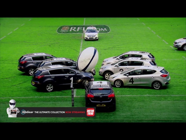Top Gear: Four Wheel Penalty on the Play