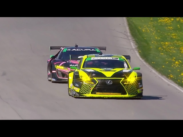 Driven To Win - Powered By Lexus