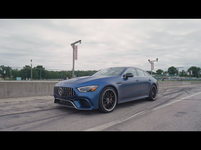 Mercedes-AMG GT63 S at Lightning Lap 2019