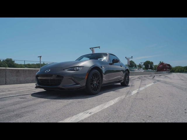 Mazda MX-5 Miata at Lightning Lap 2019