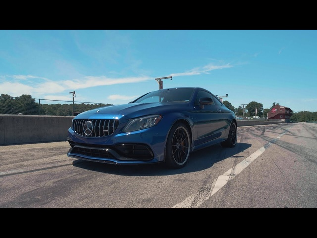 Mercedes-AMG C63 S at Lightning Lap 2019