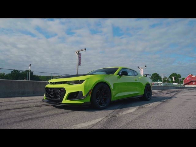Chevrolet Camaro ZL1 1LE at Lightning Lap 2019