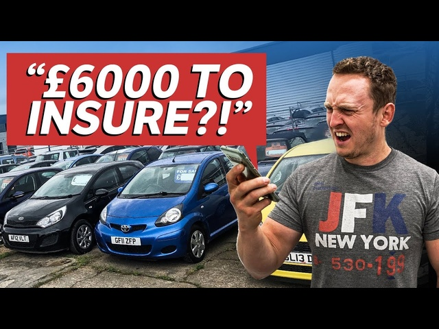 £2000 First Car Challenge (Car + Insurance + Tax)