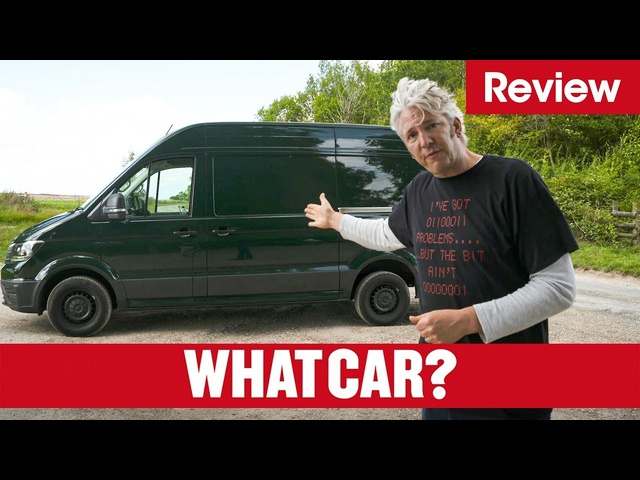 2020 <em>Volkswagen</em> Crafter review | Edd China's in-depth review | What Car?