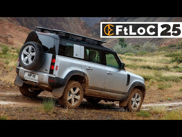 Will The New Defender Look Good Muddy? : FtLoC 25 | Carfection