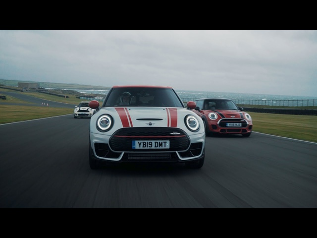 MINI Clubman JCW 306hp - on track with the R53, R55 and F56 | PistonHeads | Promoted