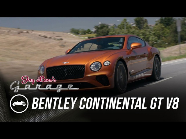 2020 <em>Bentley</em> Continental GT V8 - Jay Leno's Garage
