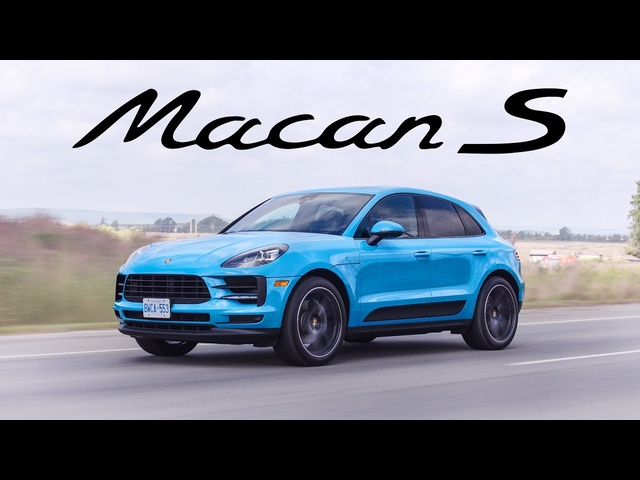 2020 Porsche Macan S Review - The Sweet Spot
