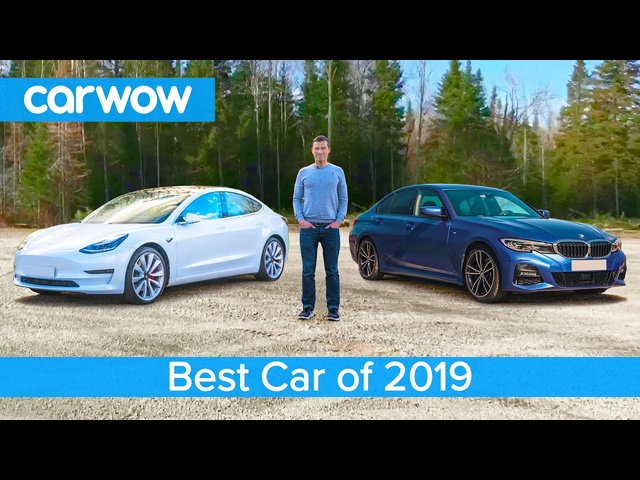 <em>Tesla</em> Model 3 v BMW 3 Series v Toyota Supra v Bentley Flying Spur v Peugeot 208 - which is best?