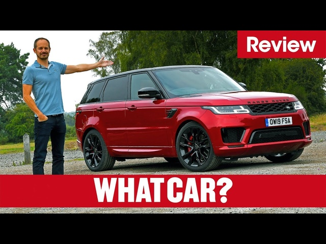 2020 Range Rover Sport review – the ultimate luxury SUV? | What Car?
