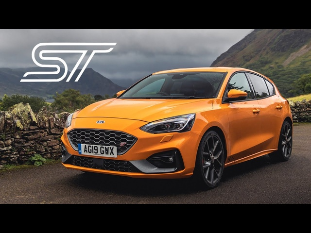 NEW Ford Focus ST: Road Review | Carfection 4K
