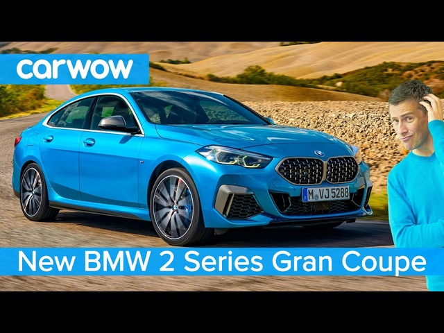 New BMW 2 Series Gran Coupe 2020 - see if it's better than the Mercedes CLA!