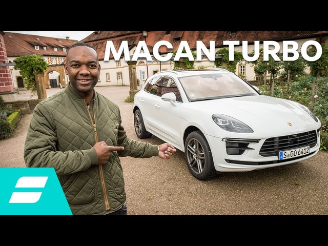 NEW Porsche Macan TURBO Review: One last petrol hurrah?