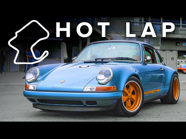Porsche 911, Reimagined by Singer - Hot Lap: What An Engine Noise! | Carfection 4K