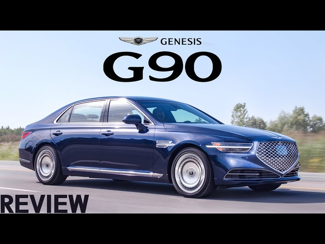 2020 Genesis G90 Review - Finally As Good As The Mercedes S Class?
