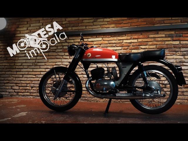 Montesa Impala Sport 250: Riding History