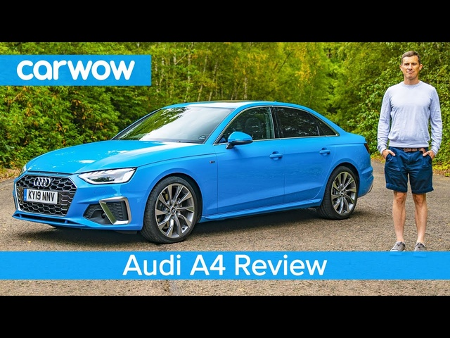 <em>Audi</em> A4 2020 in-depth review | carwow Reviews