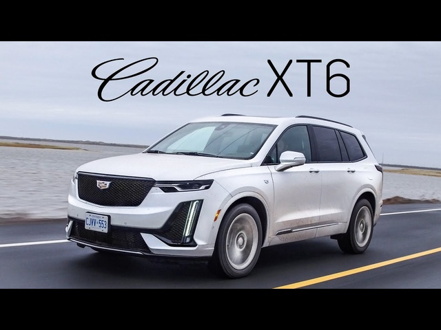 The Cadillac XT6 is Better Value Than The Escalade