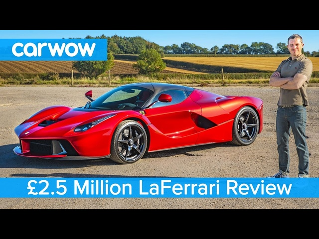 <em>Ferrari</em> La<em>Ferrari</em> review – is this the best supercar ever?