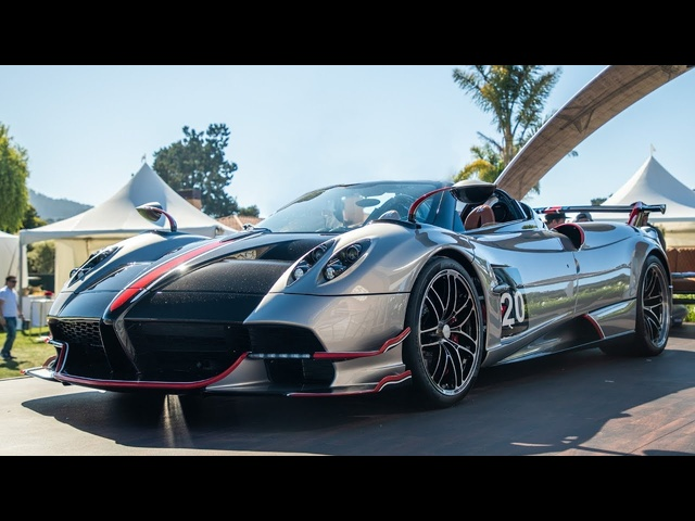 <em>Pagani</em> Huayra BC Roadster: Celebrating Zonda's 20th Birthday | Carfection