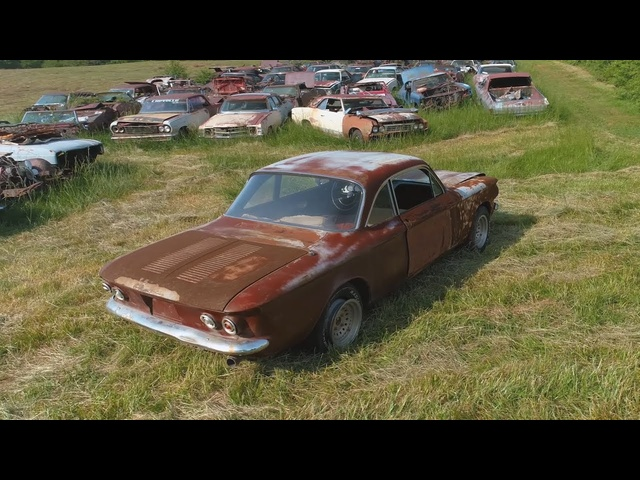 Many Faces of Muscle: Rarities From a GM Specialized Yard!—Junkyard Gold Preview Ep. 17