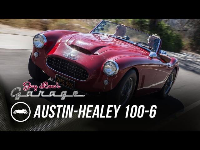 1959 Austin-Healey 100-6 -Jay Leno's Garage