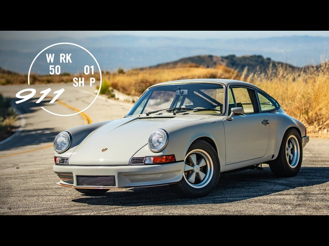 Million Dollar Porsche 911, The Ultimate Hot Rod? | Carfection 4K