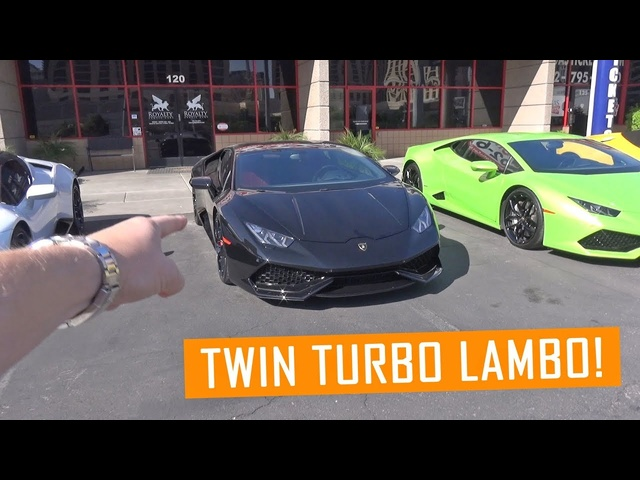 1,000hp Twin Turbo Lamborghini Huracan is MADNESS!