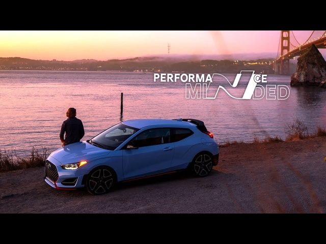 2019 Hyundai Veloster N: Performance Minded