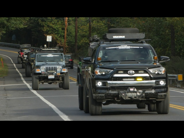 2019 Overland Adventure East presented by TireRack.com Day 3—To Twin Mountain