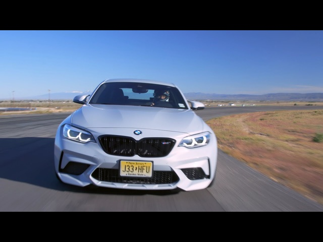 Tire Rack Hot Lap: 2019 BMW M2 Competition