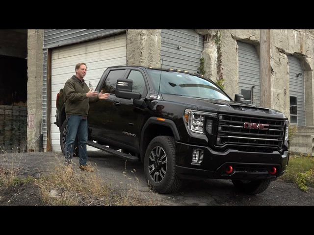 2020 GMC Sierra Heavy Duty AT4 | Join a Diesel Gang | TestDriveNow