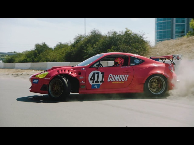 Addicted to Adrenaline: Ryan Tuerck's 60-Second Drift