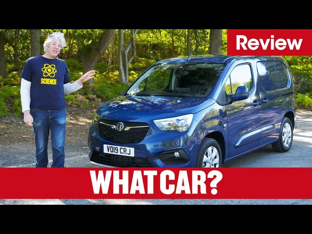 2020 Vauxhall Combo Cargo review | Edd China's in-depth review | What Car?