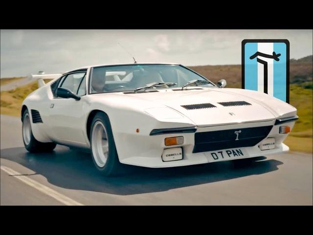 De Tomaso Pantera: Cooler Than A<em>Lamborghini</em> Countach? | Carfection 4K