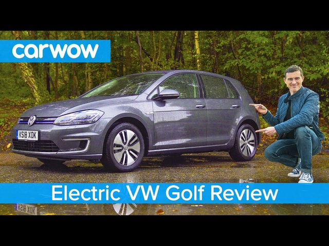 <em>Volkswagen</em> e-Golf 2020 review - is this now the best value electric car?