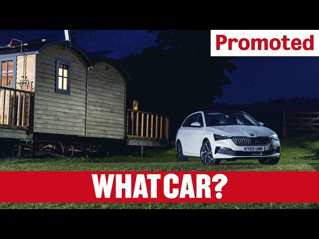 Promoted | The all-new Skoda Scala: stargazing with Ashlea | What Car?