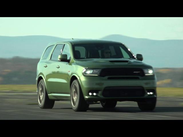 2019 Dodge Durango SRT | F8 Green Hell | TestDriveNow