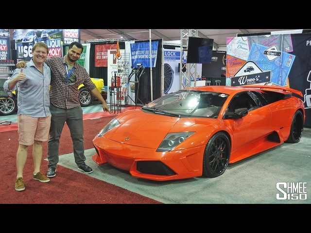 Tavarish COMPLETED His Fast and Furious Lamborghini Murcielago!