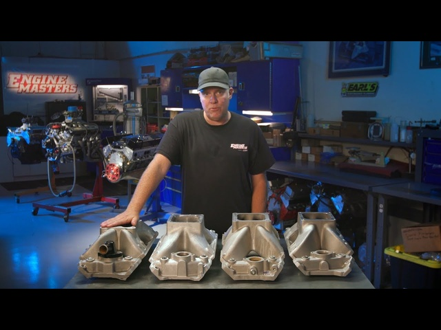 Big-Inch, Big-Power, Big-Block Manifold Shootout—Engine Masters Preview Ep. 52