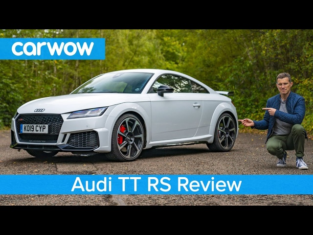 <em>Audi</em> TT RS 2020 review – see why it's a baby R8 for half the money!
