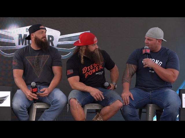SEMA 2019—Diesel Brothers Talk SEMA